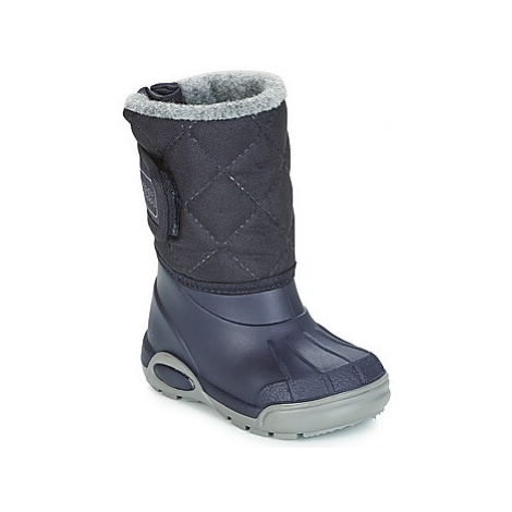 Chicco WICTORY girls's Children's Snow boots in Blue