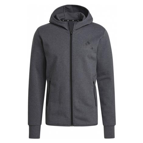 Designed To Move Aeroready Slim Zip Hoodie Men Adidas