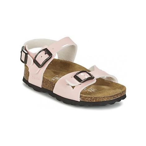 Betula Original Betula Fussbett JEAN girls's Children's Sandals in Pink