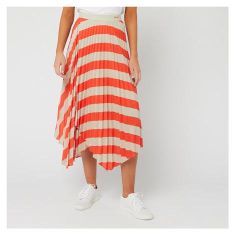 BOSS Hugo Boss Women's Trena Midi Skirt - Bright Orange