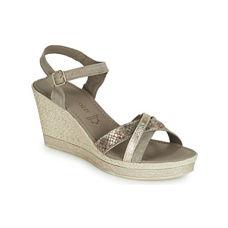 Marco Tozzi TOURILE women's Sandals in Beige