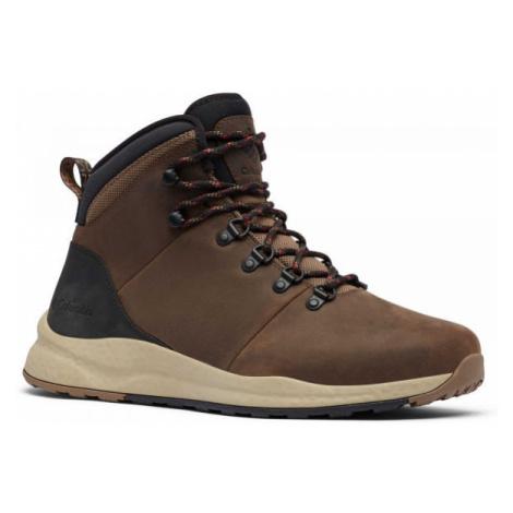 Columbia SH/FT WP HIKER brown - Men's shoes