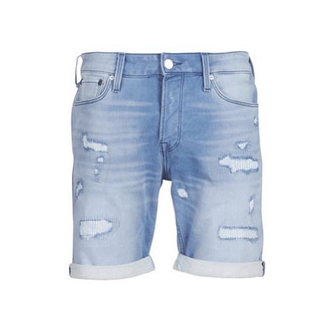 Jack Jones JJIRICK men's Shorts in Blue Jack & Jones