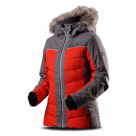 TRIMM CORTINA red - Women's ski jacket