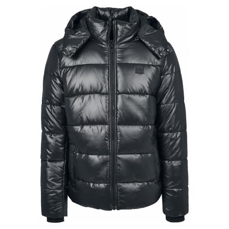 Urban Classics - Hooded Vanish Puffer Jacket - Winter jacket - black