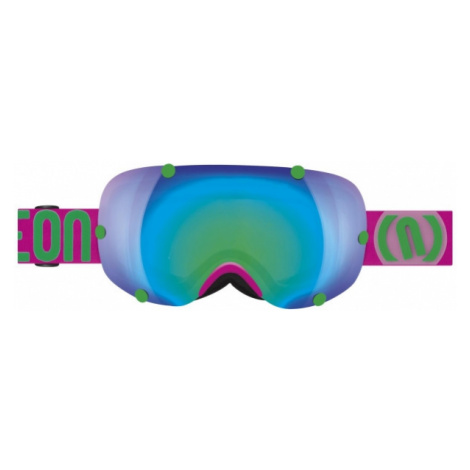 Neon OUT pink - Ski goggles