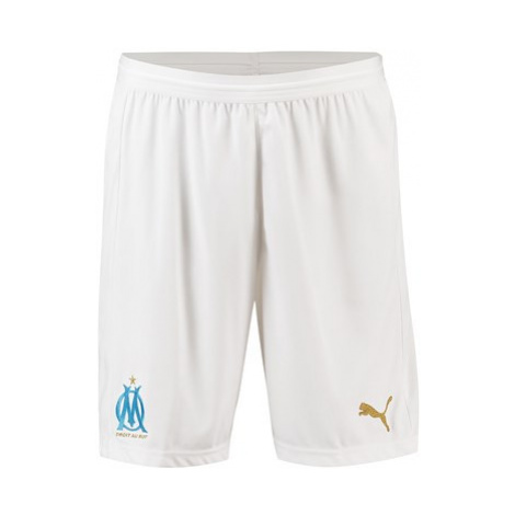 Olympique de Marseille Home Short 2018-19 Puma