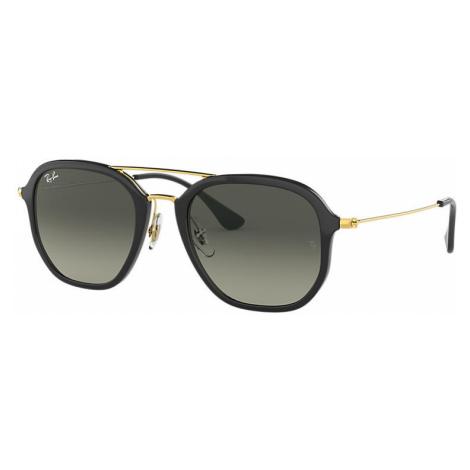 Ray-Ban Rb4273 Unisex Sunglasses Lenses: Gray, Frame: Gold - RB4273 601/71 52-21