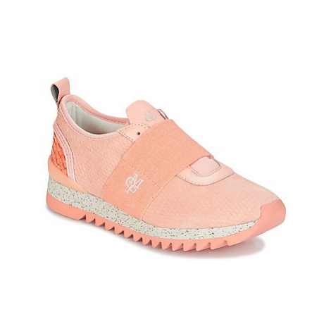 Marc O'Polo GARIS women's Shoes (Trainers) in Pink