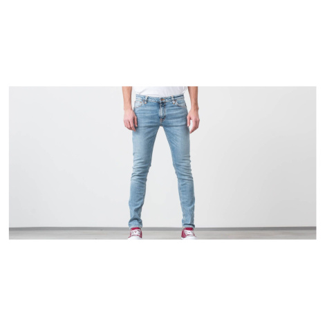 Nudie Jeans Skinny Lin Light Blue Power Nudie Jeans Co