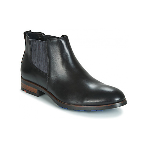 Lloyd JOST men's Mid Boots in Black