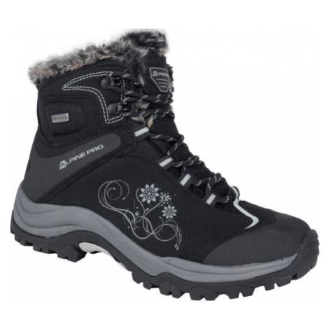 Women's trekking and outdoor shoes ALPINE PRO