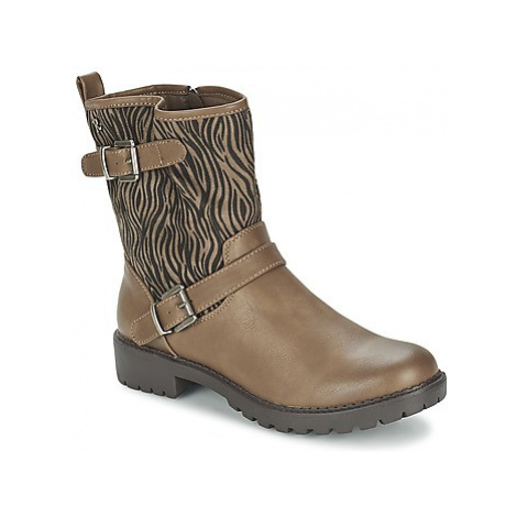Refresh CROUKI women's Mid Boots in Brown