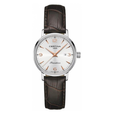 Certina Watch DS Caimano Lady