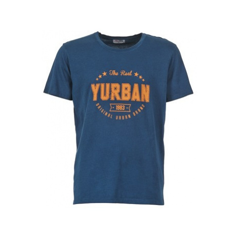 Yurban ENITULE men's T shirt in Blue