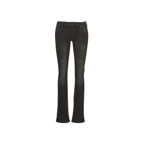 Freeman T.Porter BETSY S-SDM women's Bootcut Jeans in Black Freeman T. Porter