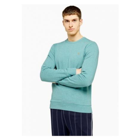 Mens Farah Green 'Tim' Sweatshirt*, Green