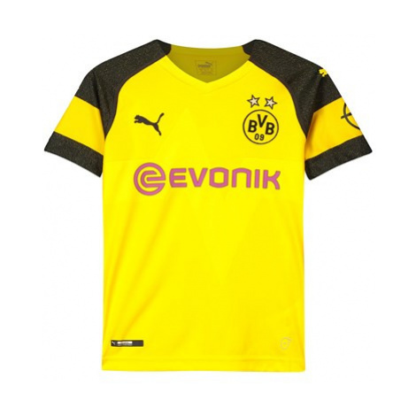 BVB Home Shirt 2018-19 - Kids Puma