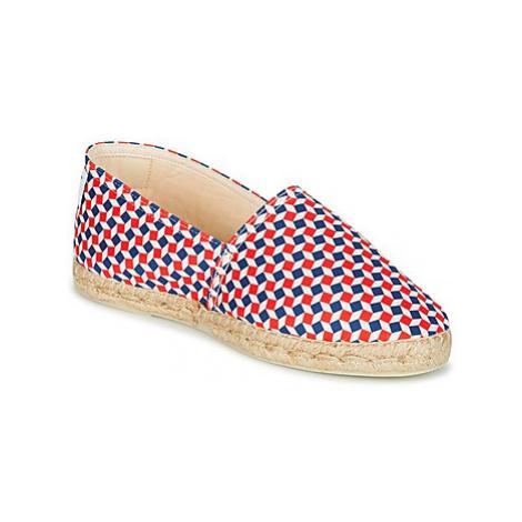 Maiett OBLIQUE women's Espadrilles / Casual Shoes in Red