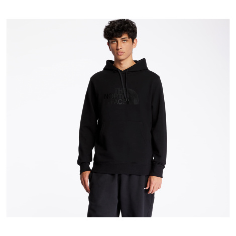 The North Face Light Drew Peak Pullover Hoodie Tnf Black/ Tnf Black