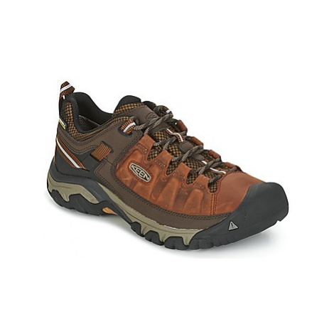 Keen TARGHEE III WP men's Walking Boots in Brown