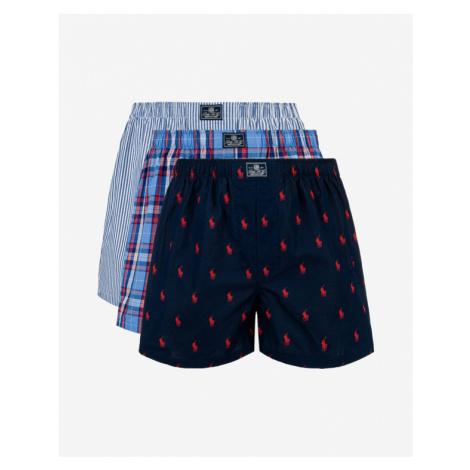 Polo Ralph Lauren Boxer shorts 3 Piece Blue