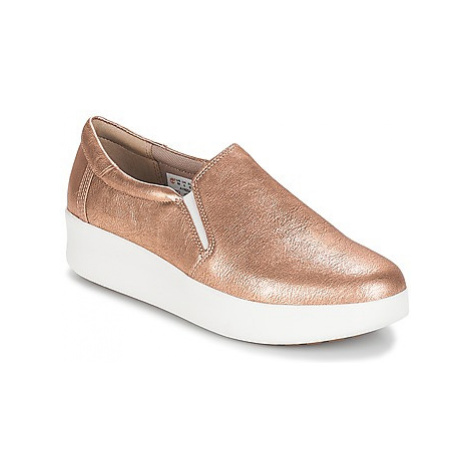 Timberland Berlin Park Slip On women's Casual Shoes in Pink