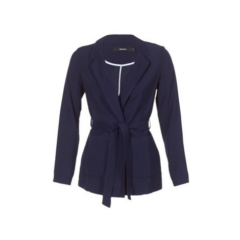 Vero Moda VMELKE women's Jacket in Blue