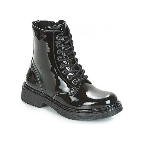 Bullboxer LANA girls's Children's Mid Boots in Black