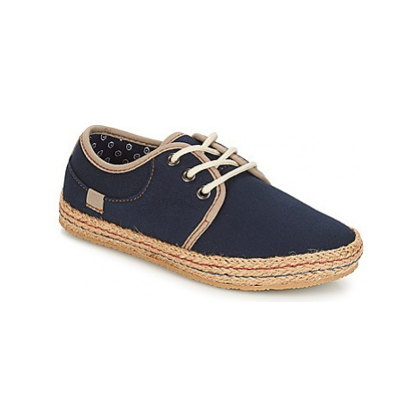 André RIVA boys's Children's Espadrilles / Casual Shoes in Blue