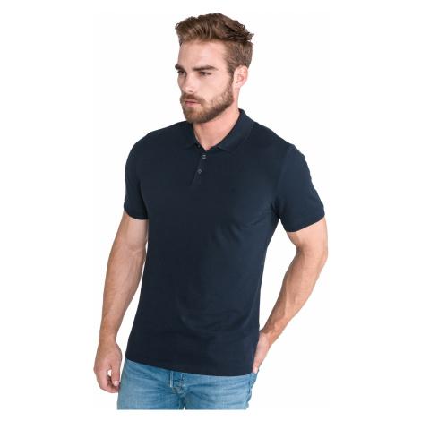 Calvin Klein Paul Polo Shirt Blue