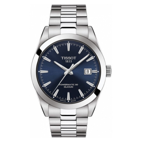Tissot Gentleman Powermatic 80 Silicium Watch