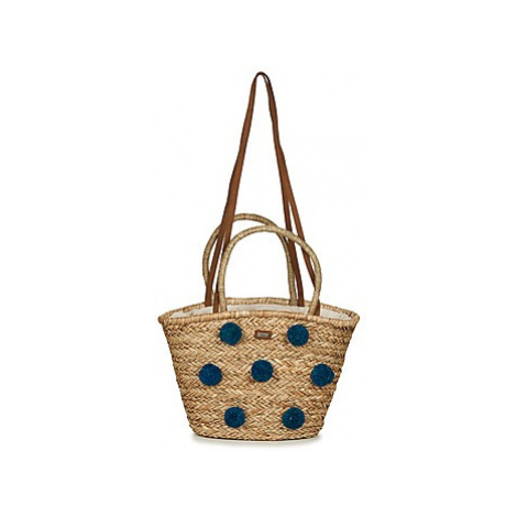 Pepe jeans TANSY women's Shopper bag in Beige