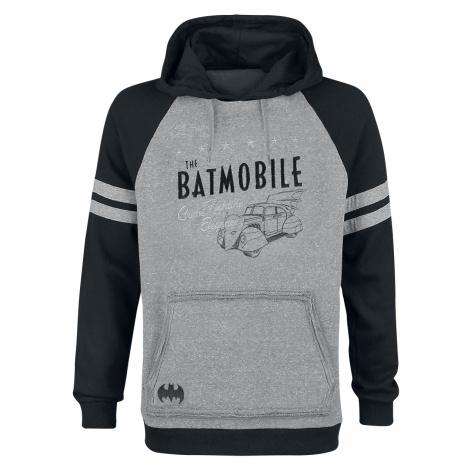 Batman - Batmobile - Hooded sweatshirt - mixed grey-black
