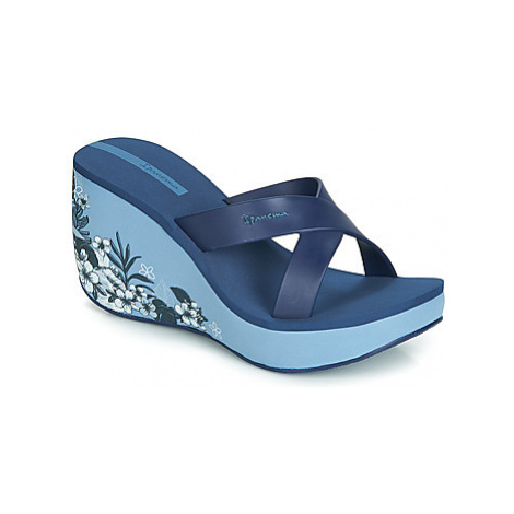 Ipanema LIPSTICK STRAPS V women's Mules / Casual Shoes in Blue