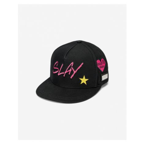 Black women's baseball caps