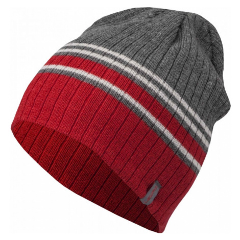 Lewro ABSOL grey - Boys' knitted beanie