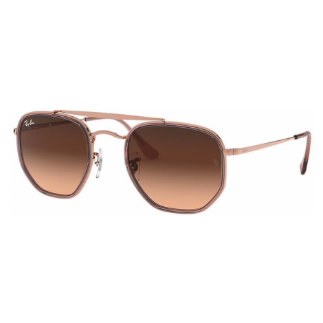 Ray-Ban Marshal II Man Sunglasses Lenses: Pink, Frame: Bronze-copper - RB3648M 9069A5 52-23