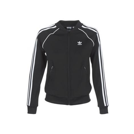 Adidas SST TT women's Tracksuit jacket in Black