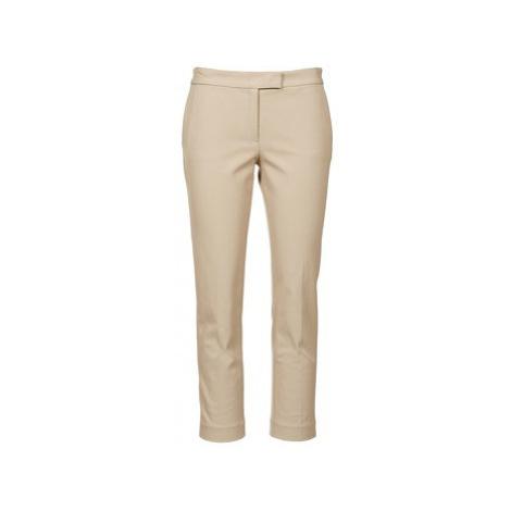 Joseph QUEEN women's Cropped trousers in Beige
