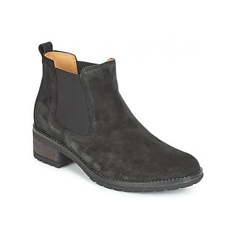 Gabor ASZER women's Mid Boots in Black