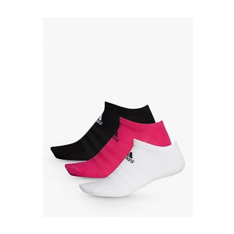Adidas Low-Cut Training Socks, Pack of 3