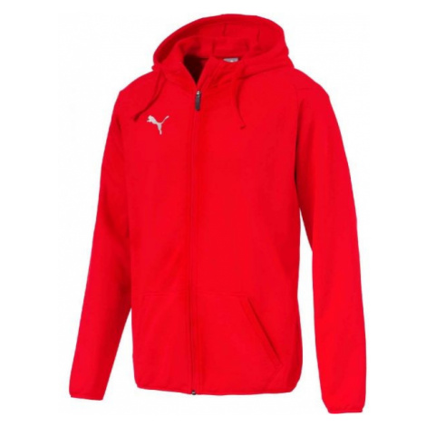 Puma LIGA CASUAL red - Men's hoodie