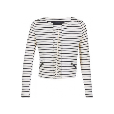 Vero Moda VMULA women's Jacket in White