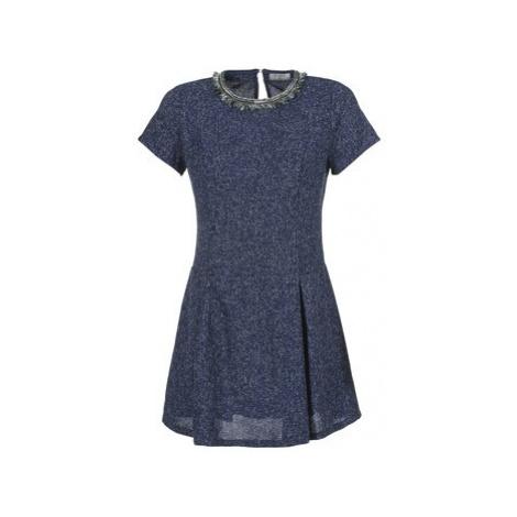 Betty London FLINATE women's Dress in Blue