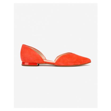 Högl Ballet pumps Red Orange
