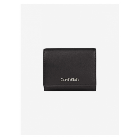 Calvin Klein Trifold Extra Small Wallet Black