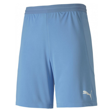 Puma TEAM FINAL 21 KNIT SHORTS TEAM blue - Men's shorts