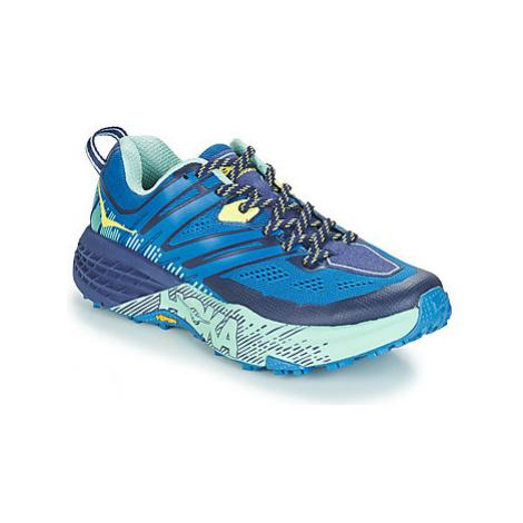 Hoka one one SPEEDGOAT 3 women's Running Trainers in Blue