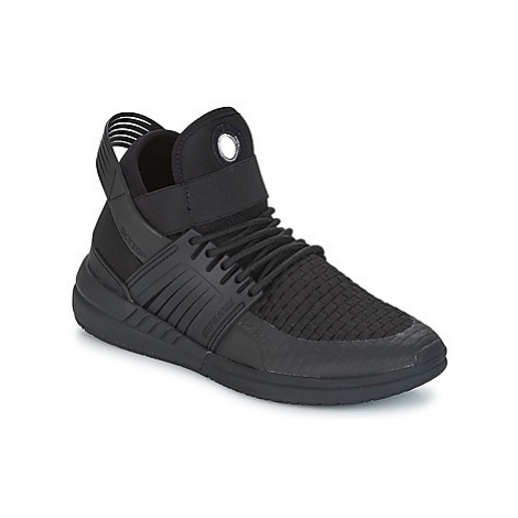 Supra SKYTOP V women's Shoes (High-top Trainers) in Black